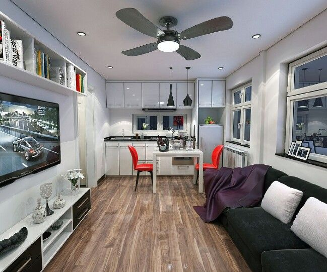 West End Tiny House by Tiny in a Box Makes the Most of its Small Space