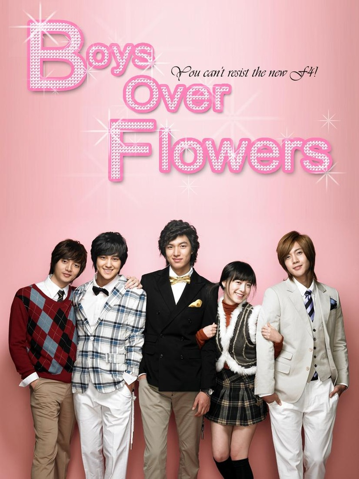 (Korean Drama): Boys Over Flowers