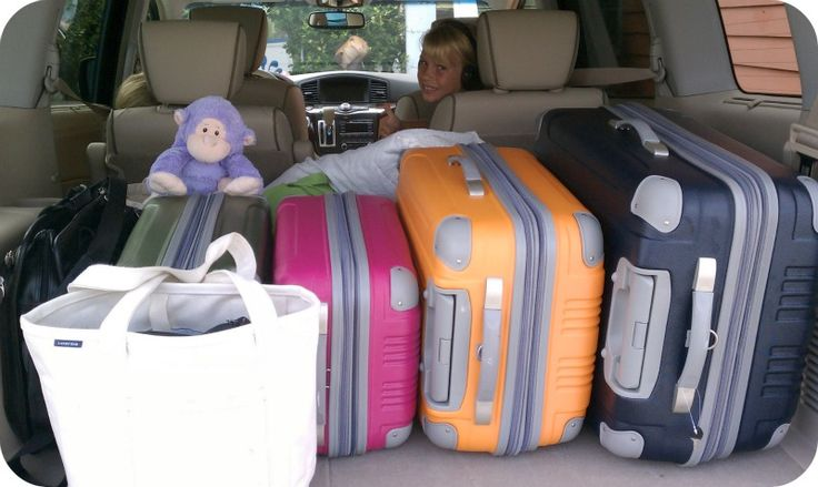 {road trip survival}: Car, Backseat Zone, Family Road Trips, Luggage Zone, Summer Trip