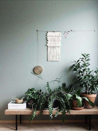 51 besten wandfarbe mint salbei bilder auf pinterest - Wandfarbe salbei ...