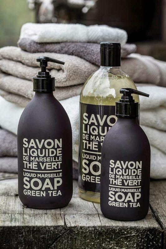 Savon, Savon de Marseille, Home and Cottage, bathroom.