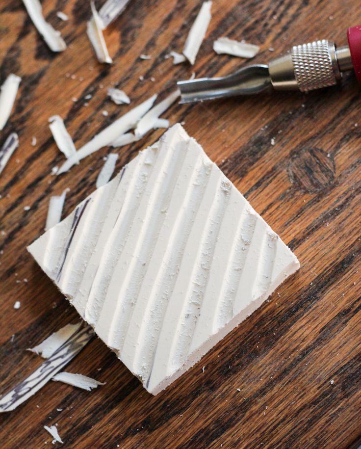 Best images about diy stamp carving on pinterest salt