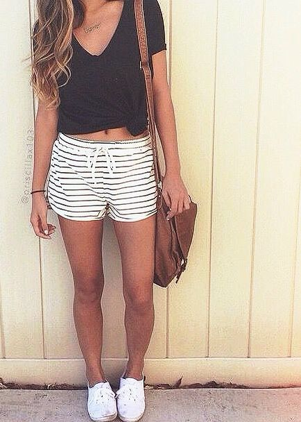 Cool Summer Outfit. Kisses !!!