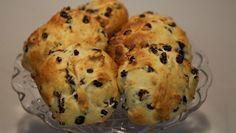 Kwarkbollen met krenten - Rudolph's Bakery | 24Kitchen