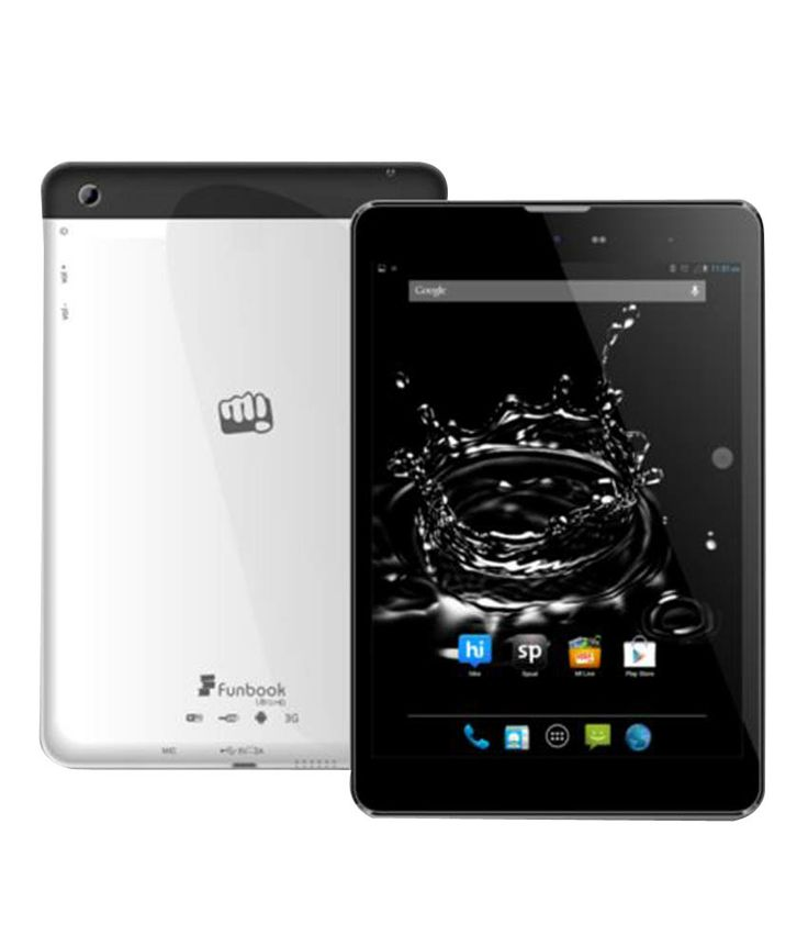 Get 21% OFF ON Micromax Funbook Ultra HD P580 Tablet.