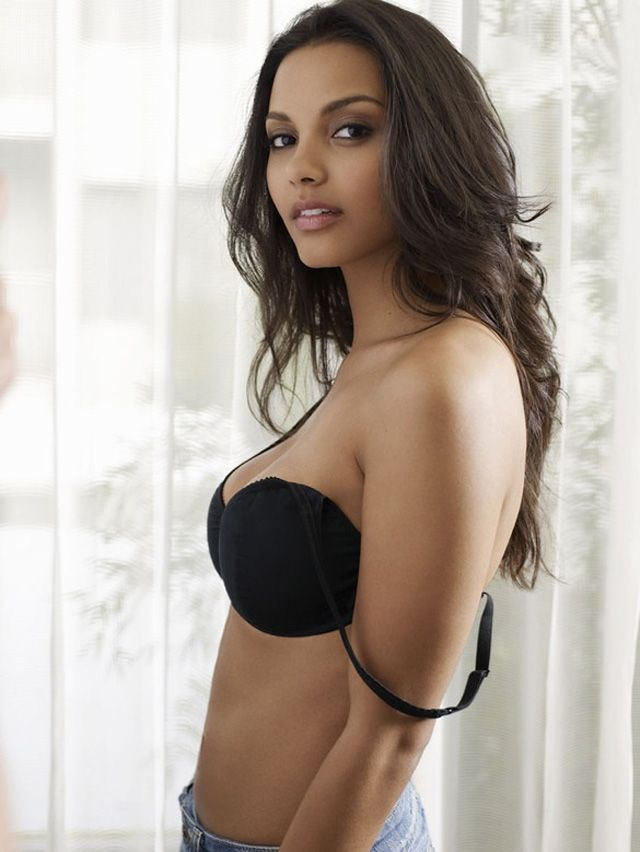 What was in the water the day Jessica Lucas was made??