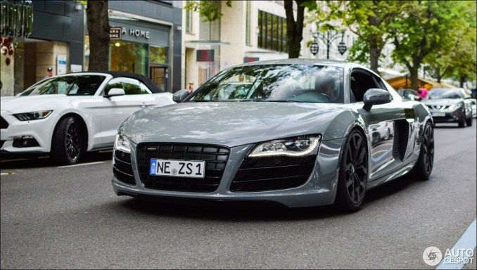 audi r8 v10 price insurance sale buy engine accrssories spect 23
