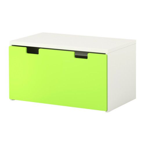 STUVA Storage bench IKEA Doors, drawers and boxes are both protective and decorative. Choose the ones you like the best.