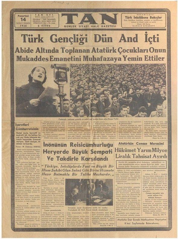 Ata ve türk gençliği