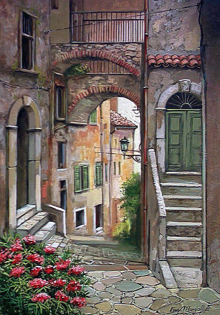 Francesco Mangialardi - Borgo Antico -