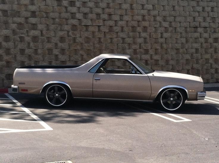 85 Chevy El Camino