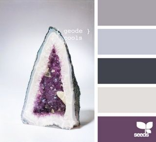hmm gray and purple...really like for master bed