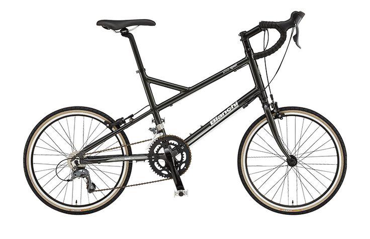 CYCLEUROPE JAPAN | Bianchi | BIKES | URBAN | MINIVELO | PISA SPORT DROP