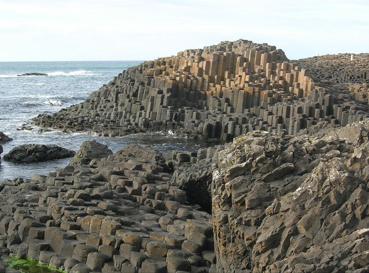 Giant's Causeway, renowned for its polygonal columns of layered basalt, is the only World Heritage Site in N Ireland. Resulting from a volcanic eruption 60 million years ago, this is the focal point for a designated Area of Outstanding Natural Beauty and has attracted visitors for centuries.