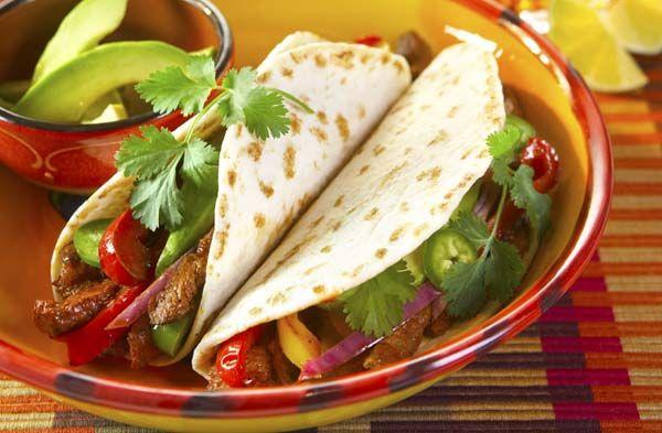 Falatka fűszeres napfény - Mexikói receptek Texmex food recipes