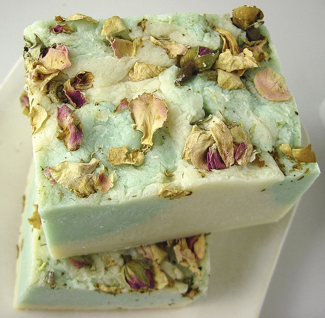 Nice soap my skin was soft and gentle!