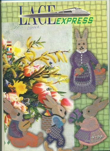 Lace Express 1999-04 – Isabel Delgado – Webová alba Picasa