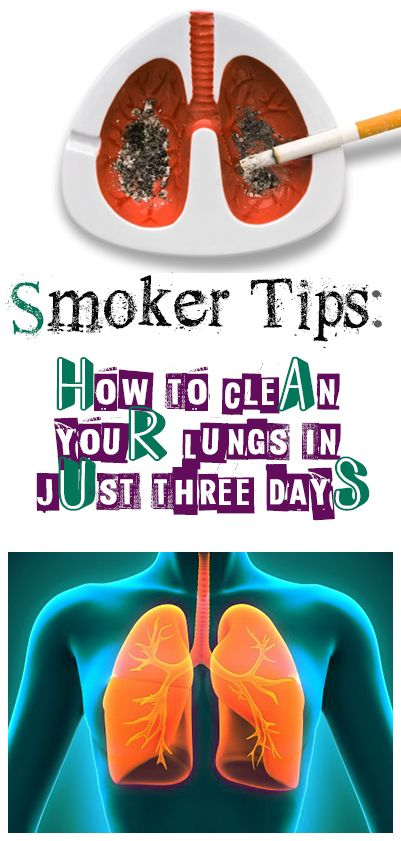 It doesn't matter if you are a smoker or not to have problem with your lungs. Some people have been smoking for years and still have well-functioning lungs.Continue reading...