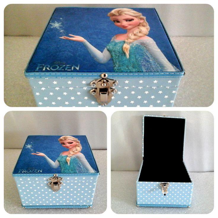 caixa organizadora frozen                                                       …