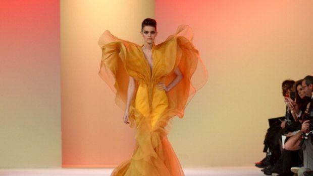 Stephane Rolland alta moda Parigi primavera 2014