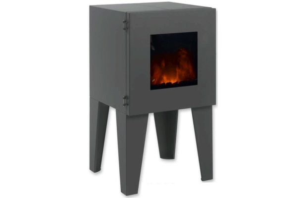 Tulp Electrische haard E-Fire 55 High - Kok Wooncenter Piet hein eek