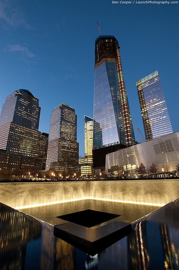 911 memorial.I want to go see this place one day.Please check out my website thanks. www.photopix.co.nz