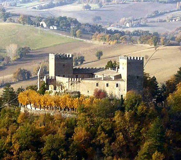 Rocca dei Borgia, Camerino, Macerata, Le Marche
