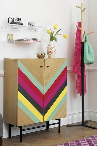 1000 Ideas About Chevron Dresser On Pinterest Dressers