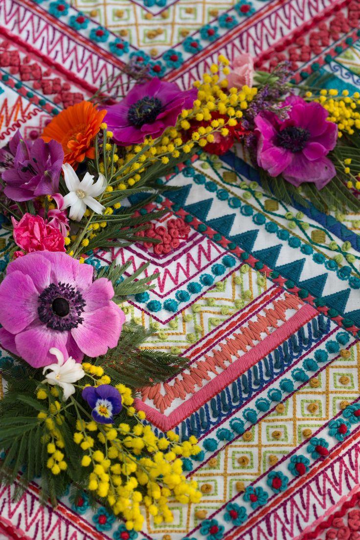 Maya colecci n le invitamos a embarcarse en una experiencia textil nica de pierre frey tela for Collection pierre frey