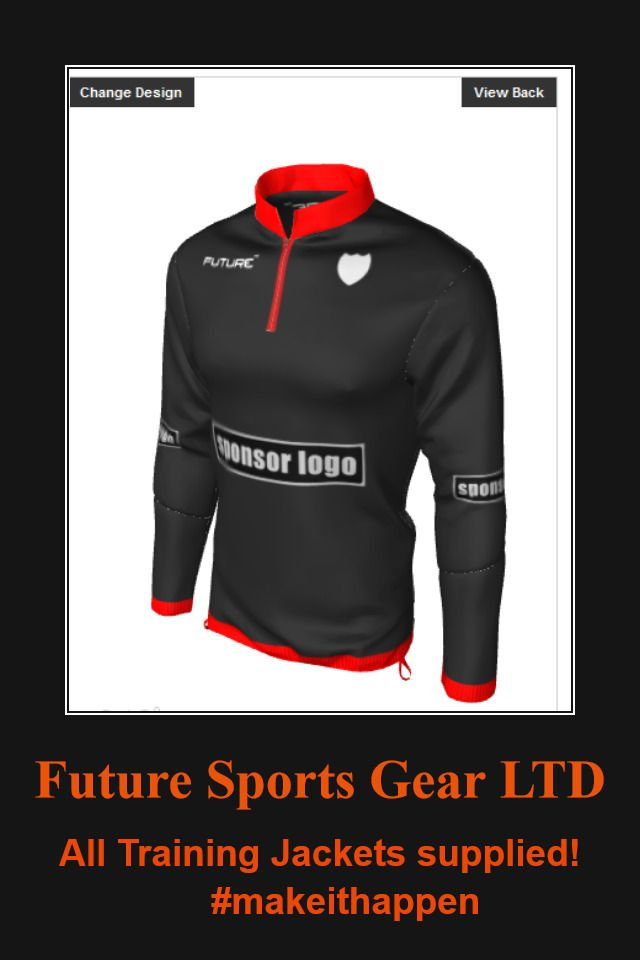 Training Tops-1/4 zips-Track tops-Rainjackets..... etc. #choices #logos #names- We have it covered! #makeithappen