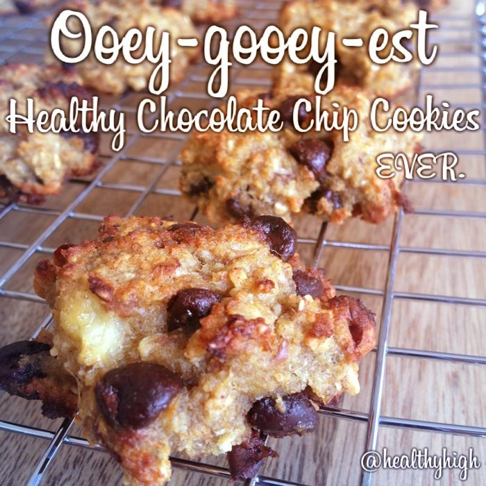 Ooey-Gooey Gluten-Free Chocolate Chip Cookies Recipes — Dishmaps