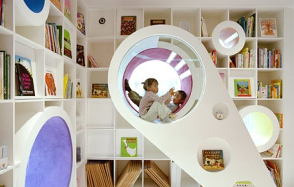 library: Idea, Kids Room, Kidsroom, Playroom, Children, Space, Design, Rooms