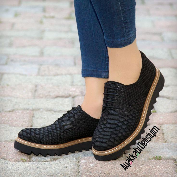 Siyah Spor Ayakkabı #black #shoes #snekaers