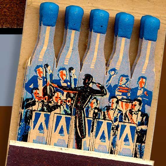 Vintage Alps Castle Matchbook —  Preakness, New Jersey: Matchbooks Matchboxes, Matchbox Figural, Matchbook Matchbox Label, Blue, Matchbox Labels, Matchbox Art, Matchbox Lables
