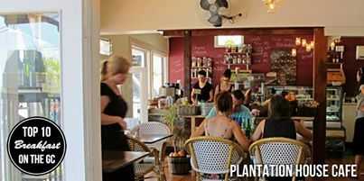 Plantation House Cafe- Just down from us at Mode Voyage. Their delicious food is made on site using fresh, local produce. Great coffee too!
