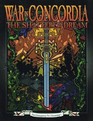 Ww7309 War In Concordia: The Shattered Dream (Ex) 16+sped da francia?