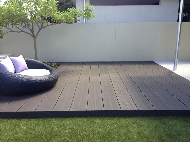 60 best composite decking images on pinterest composite for Alternative to decking