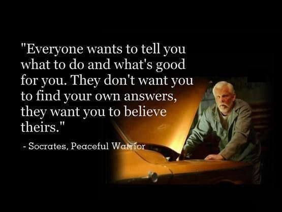 The Peaceful Warrior quote | Quote pictures | Pinterest ...