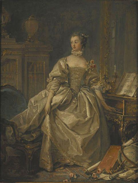 Μαντάμ ντε Πομπαντούρ 1750