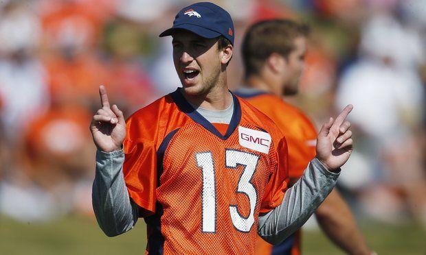 Trevor Siemian gets Broncos' starting spot for NFL opener ...