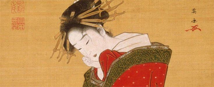 Acconciature femminili del passato in Giappone. - http://www.thejapanesedreams.com/acconciature-femminili-del-passato-in-giappone/