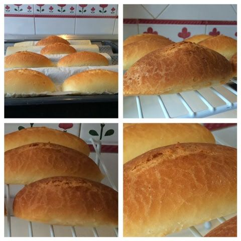 ¡¡Buenos días!! Sigo viva (por si alguien tenía alguna duda) y reaparezco hoy como no podía ser de otra manera: con pan. Adoro hacer p...