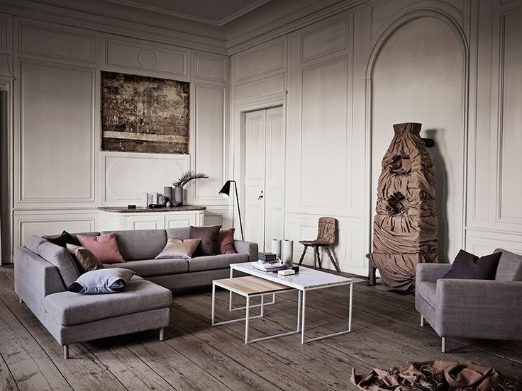 TWO Of This Bolia Sofa. For A U Shape Seating. That Colour Soaf Or Faded  Ralph Lauren Red.