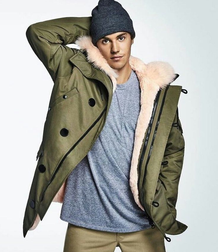 (2) Photo of Justin Bieber for T-Moblie's new campaign.