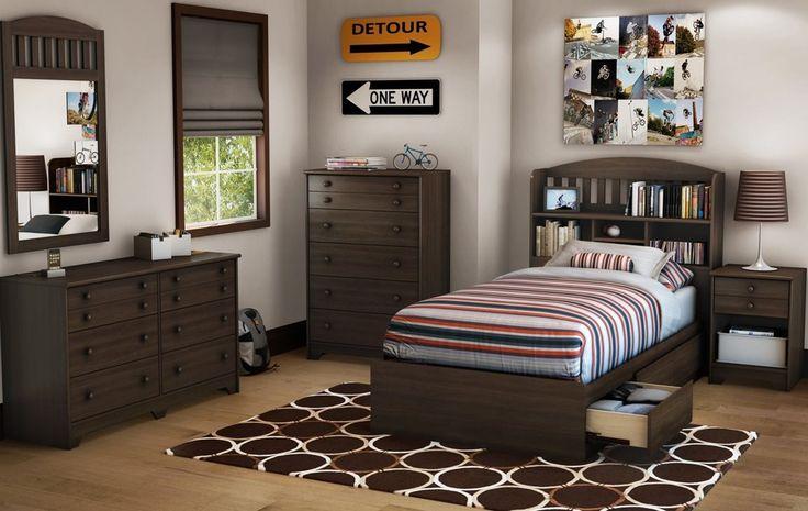 Best 25 black bedroom sets ideas on pinterest black - Black and wood bedroom furniture ...