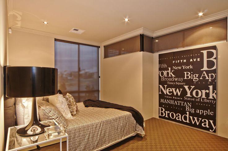 Sanctuary Bedroom - WOW! Homes www.wowhomes.com.au/