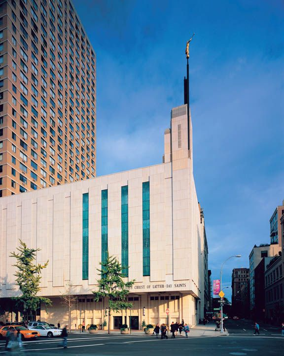New York, New York Temple