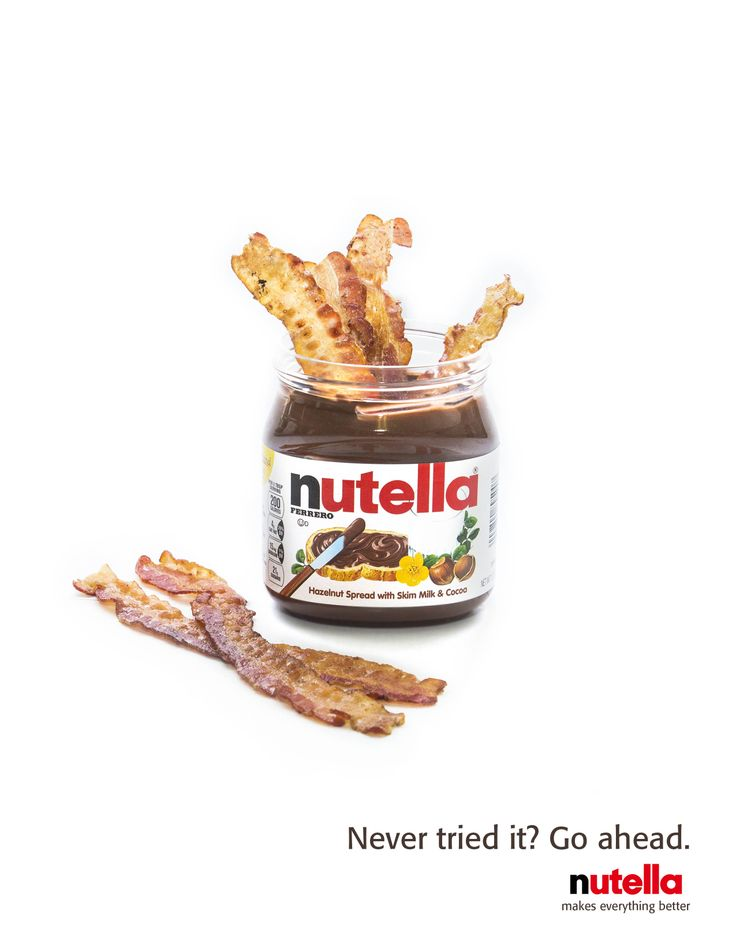 advertising campign of nutella Title: microsoft word - ooh media release - ooh launches anz first with mood recognition campaign for nutella - 260917docx created date: 9/27/2017 7:49:25 am.