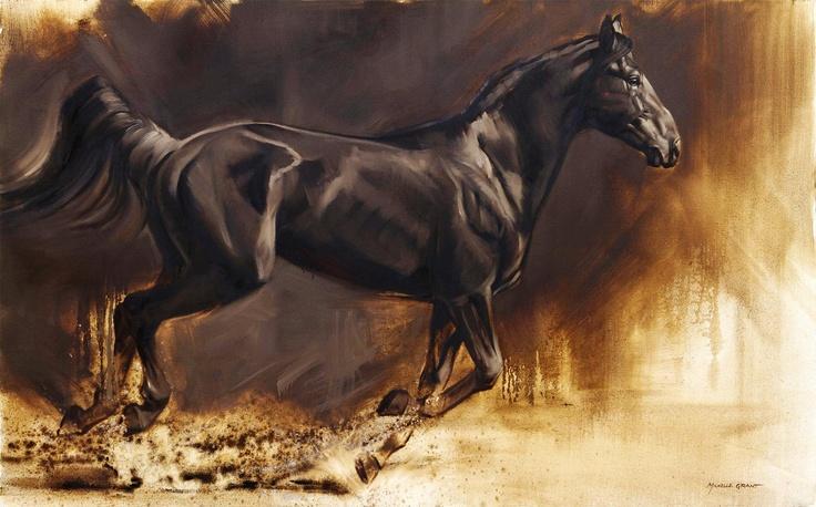 735 best ART-EQUINE(1) images on Pinterest | Equine art ...