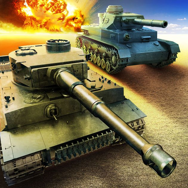 War Machines: 3D Multiplayer Tank Shooting Game on the App Store